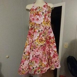 New dress with broken zipper